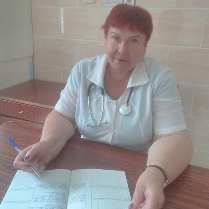 Сергеевичева Людмила Владимировна