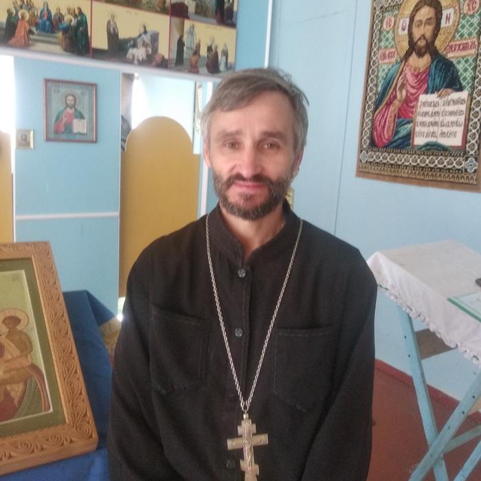 Священник Павел Тарамыкин